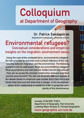 Geographie Sakdapolrak